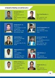 Alumni 5th Batch - CmF