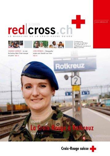 2 / 2009 red cross.ch