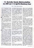 Angola in Luanda - Chronik des deutschen Karateverbandes - Seite 3