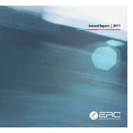 Annual Report 2011 - ERC Egypt