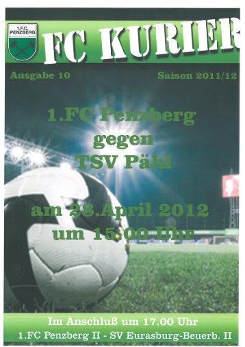 Anschauen - FC Penzberg eV