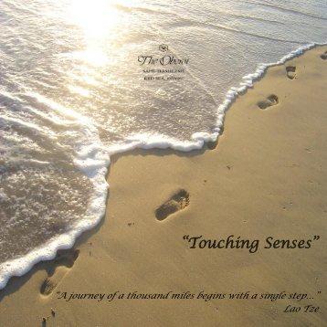 """Touching Senses"" - Oberoi Hotels"