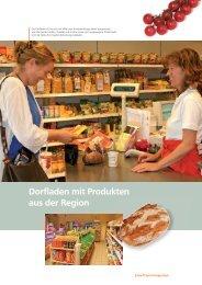 Dorfladen Gottwollshausen-Gailenkirchen eG - BWGV