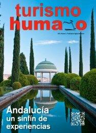 Turismo Humano nº 3. Andalucía, un sinfín de experiencias