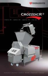 CROZZDICR - Strasser Ges.mbH & Co. KG