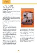 SACHA SA 9501 Pneumatic De-Icer Bond ing Test er - GMI Aero - Page 2