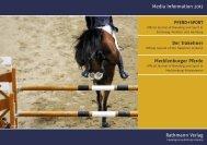 (english) 2012 - Mecklenburger Pferde