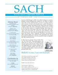 Editorial Board - SACH