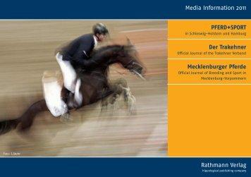 Rathmann Verlag Media Information 2011 PFERD+SPORT Der ...
