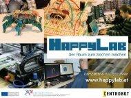 Happylab Der Raum zum Sachen machen