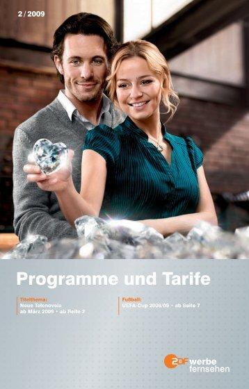 Titelthema - ZDF Werbefernsehen
