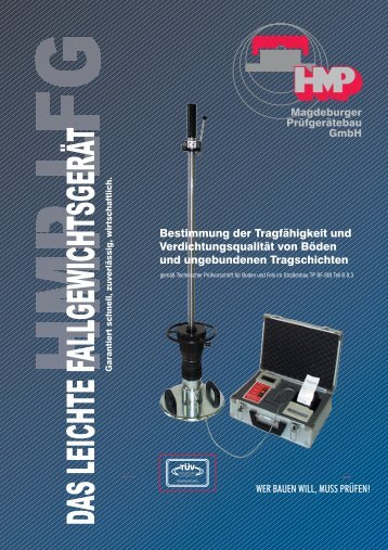 Prospekte - GEO-Feinmechanik GmbH
