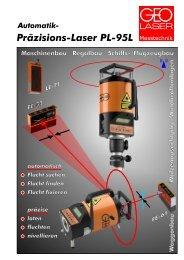 Automatik-Präzisions-Laser PL-95L