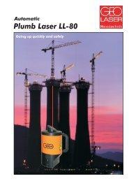 Automatic Plumb Laser LL-80