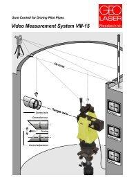 Video Measurement System VM-15
