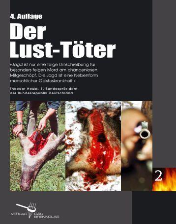 Lusttöter Auflage 5 Druck fertig.qxd - Verlag Das Brennglas