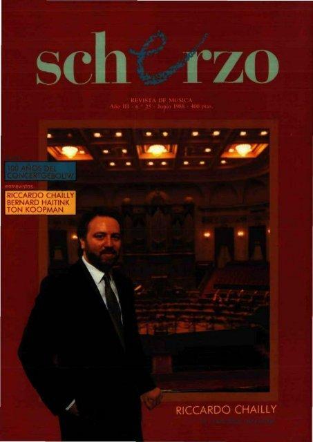 Scherzo Num 25