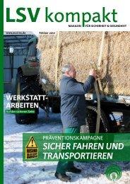 LSV kompakt Februar 2010 - Landwirtschaftliche Sozialversicherung