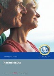 Info Rechtsschutz für Senioren
