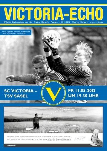 tSV SaSel - SC Victoria Hamburg