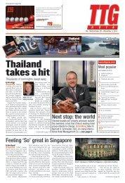 Thailand takes a hit - TTG Asia