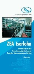 PDF-Info - ZEA Zentrale Entsorgungsanlage in Iserlohn