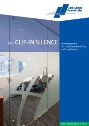 SGG CLIP-IN® SILENCE - Saint-Gobain Deutsche Glas GmbH