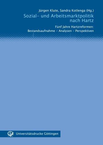 Sozial-und Arbeitsmarktpolitik nach Hartz