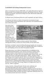 Geschichtliche Entwicklung (Samtgemeinde Gartow) Schon in der ...