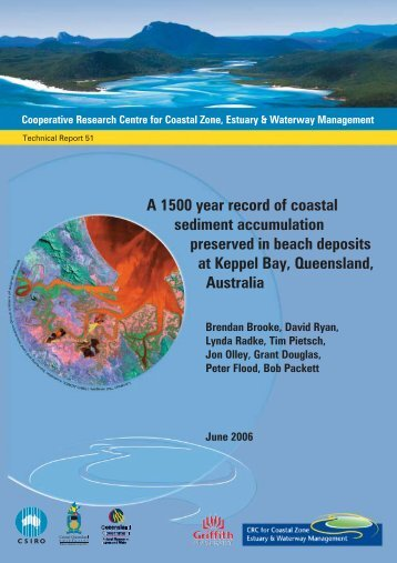 A 1500 year record of coastal sediment accumulation - OzCoasts