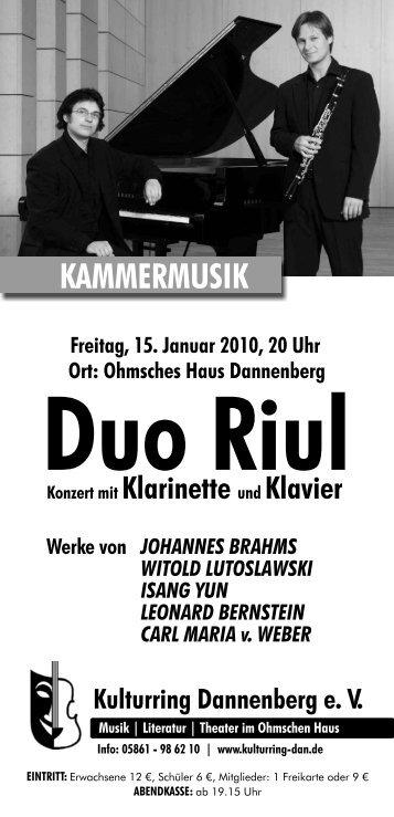 Druckvorlage Plakate 2010