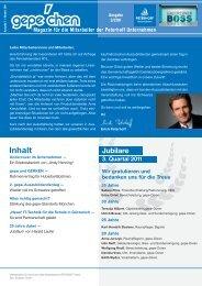 Inhalt - gepe Gebäudedienste PETERHOFF GmbH