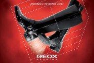AUTUNNO INVERNO 2007 -  Geox