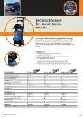Hochdruckreiniger für Haus & Garten COMPACT - Seite 4