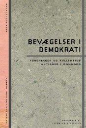 Bevægelser i demokrati - Aarhus Universitetsforlag
