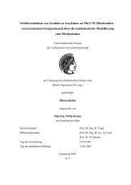 3 Katalytische Performance der Mo/V(/W)-Mischoxide - tuprints