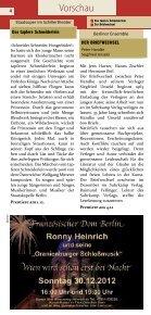 KONZERTE THEATER - Konzerte und Theater - Seite 4