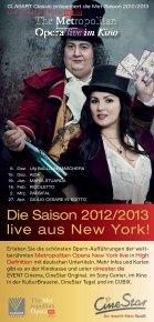 KONZERTE THEATER - Konzerte und Theater - Seite 5