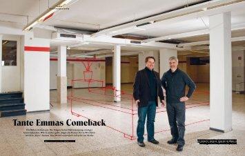 Tante Emmas Comeback - DORV Zentrum GmbH