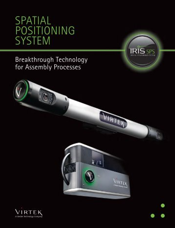 SPATIAL POSITIONING SYSTEM - Gerber Technology