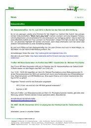 News 02/2012 - Selbst-GmbH