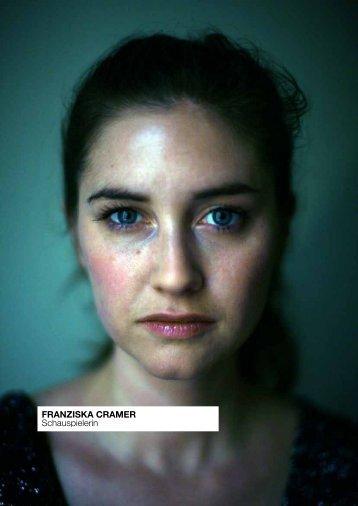 ROLLEN (Auswahl) - Franziska Cramer