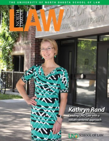 download pdf - School of Law - University of North Dakota