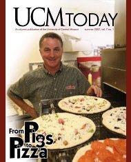 An alumni publication of the University of Central Missouri summer ...
