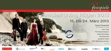 Rz Beileger-Rügen, 10.9.12.indd - Travel Charme Hotels & Resorts