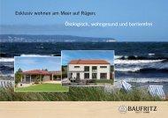 Exklusiv wohnen am Meer auf Rügen: Ökologisch ... - Baufritz