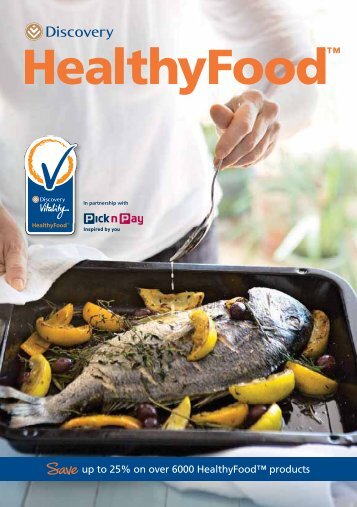 HealthyFood Catalogue 2011 - FPM