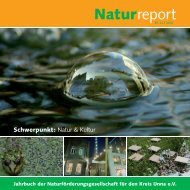 Naturreport 2010 - Band 14 - Kreis Unna