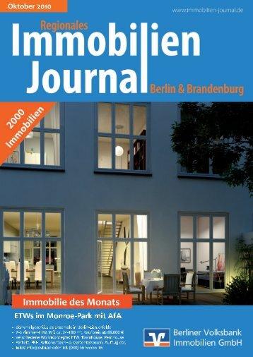 6 Hausbau & Technik - Berliner Volksbank Immobilien