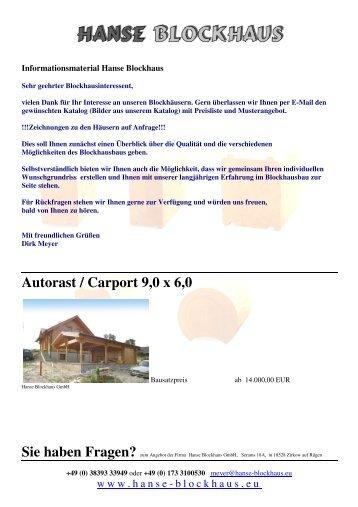 gesamt Katalog www.hanse-blockhaus.eu - Immobilien.de